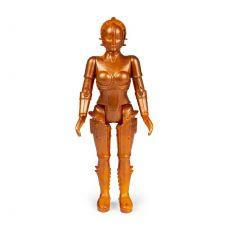 Metropolis ReAction Akční Figure Maria (Gold) 10 cm