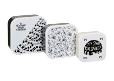 Nightmare before Christmas Kitchen Storage Set Our Town of Halloween