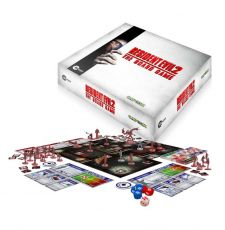 Resident Evil 2 The Board Game Anglická Verze
