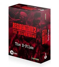 Resident Evil 2 The Board Game Expansion The B-Files Anglická Verze