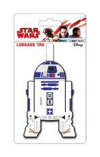 Star Wars Gumový Jmenovka na zavazadlo Tag R2-D2