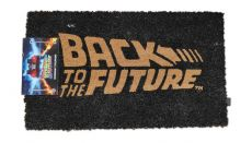 Back to the Future Rohožka Logo 43 x 72 cm