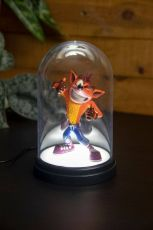 Crash Bandicoot Bell Dóza na sušenky Light Crash Bandicoot 20 cm