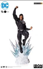 DC Comics Prime Scale Soška 1/3 Superman (Black Suit) 95 cm