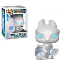 How to Train Your Dragon 3 POP! Vinyl Figure Light Fury 9 cm
