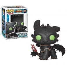 How to Train Your Dragon 3 POP! vinylová Figure Toothless 9 cm