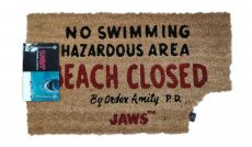 Jaws Rohožka Beach Closed 43 x 72 cm
