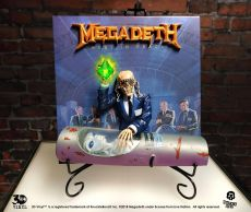Megadeth 3D Vinyl Soška Rust In Peace 30 cm