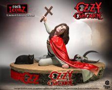 Ozzy Osbourne Rock Iconz Soška 1/9 Ozzy Osbourne II 16 x 23 cm