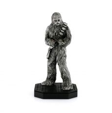 Star Wars Pewter Collectible Soška Chewbacca Limited Edition 24 cm