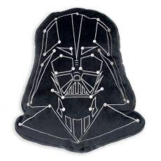Star Wars Polštářek Darth Vader 41 x 32 cm