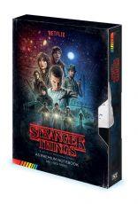 Stranger Things Premium Poznámkový Blok A5 VHS (S1)