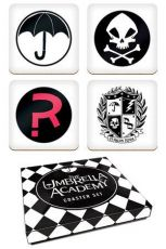 The Umbrella Academy Podtácky Set Logos