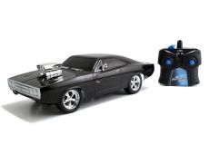 Fast & Furious RC Car 1/16 Dom 's 1970 Dodge Charger R/T