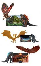 Godzilla King of the Monsters Monster Matchups Akční Figures 9 cm 2-Packs Sada (8)
