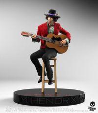 Jimi Hendrix Rock Iconz Soška 1/9 Jimi Hendrix II 21 cm
