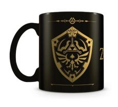 Legend of Zelda Foil Hrnek Hylian Shield