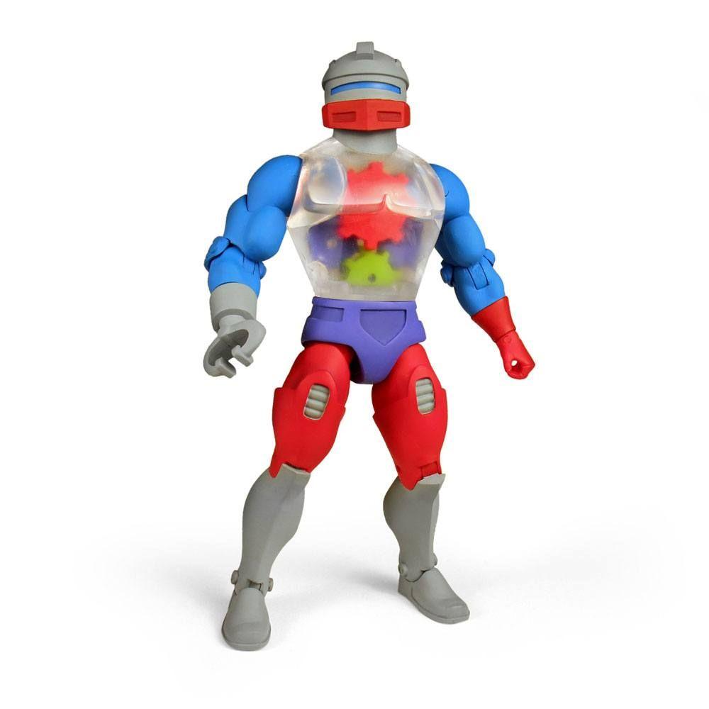 Masters of the Universe Classics Akční Figure Club Grayskull Wave 4 Roboto 18 cm Super7