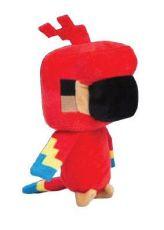 Minecraft Happy Explorer Plyšák Figure Parrot 18 cm