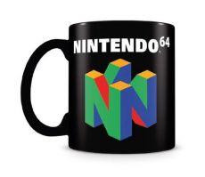 Nintendo Hrnek N64 Logo