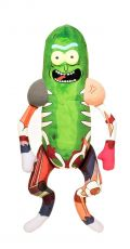 Rick & Morty Galactic Plushies Plyšák Figure Pickle Rick in Rat Suit 46 cm