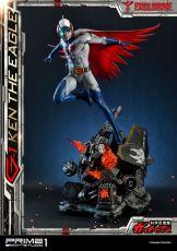Science Ninja Team Gatchaman Sochy 1/4 G-1 Ken the Eagle & Exclusive 73 cm Sada (3)
