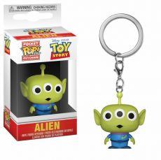 Toy Story Pocket POP! vinylová Keychain Alien 4 cm