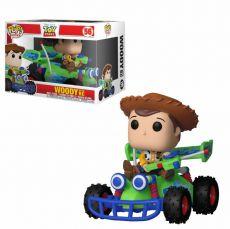 Toy Story POP! Rides vinylová Figure Woody & RC 15 cm