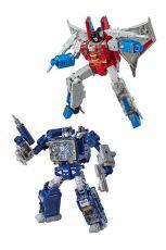 Transformers Generations War for Cybertron: Siege Akční Figures Voyager 2019 Wave 2 Sada (2)