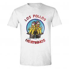 Breaking Bad Tričko Los Pollos Cooks Velikost M