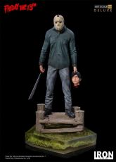 Friday the 13th Deluxe Art Scale Soška 1/10 Jason 25 cm