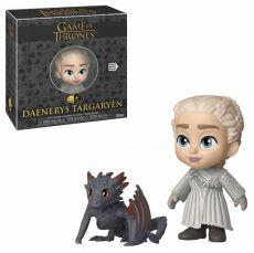 Game of Thrones 5-Star Akční Figure Daenerys Targaryen 8 cm