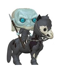 Game of Thrones POP! Rides vinylová Figure White Walker on Horse 15 cm