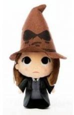 Harry Potter Super Cute Plyšák Figure Hermione w/ Sorting Hat 18 cm