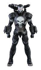 Marvel Future Fight Video Game Masterpiece Akční Figure 1/6 The Punisher War Machine Armor 32 cm