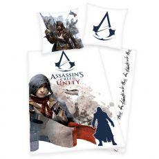Assassins Creed Unity Povlečení Set 135 x 200 cm / 80 x 80 cm