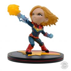 Captain Marvel Q-Fig Figure Captain Marvel 9 cm