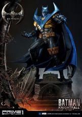 DC Comics Soška Knightfall Batman 87 cm