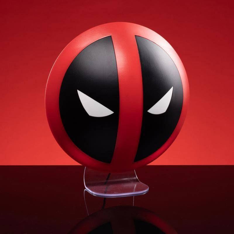 Deadpool 3D Light Logo 10 cm Paladone Products