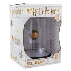 Harry Potter Bell Dóza na sušenky Light Golden Snitch 20 cm