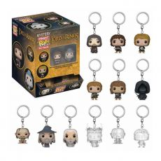 Lord of the Rings Mystery Pocket POP! vinylová Keychain 5 cm Display (12)