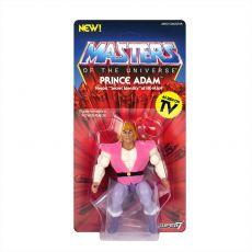 Masters of the Universe Vintage Kolekce Akční Figure Wave 3 Prince Adam 14 cm