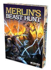 Merlin's Beast Hunt Board Game Anglická Verze