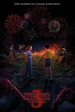 Stranger Things Plakát Pack One Summer 61 x 91 cm (5)