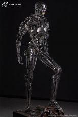 Terminator Genisys Životní Velikost Soška T-800 Endoskeleton 198 cm