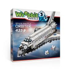 Wrebbit The Classics American Icons Kolekce 3D Puzzle Space Shuttle - Orbiter