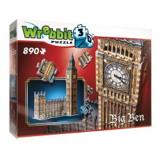Wrebbit The Classics Kolekce 3D Puzzle Big Ben