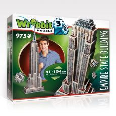 Wrebbit The Classics Kolekce 3D Puzzle Empire State Building