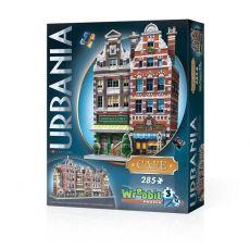 Wrebbit Urbania 3D Puzzle Caf