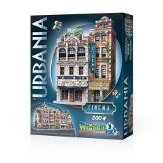Wrebbit Urbania 3D Puzzle Cinema